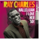Charles, Ray Vinyl Hallelujah I Love Her So! / Incl. 2 Bonus Tracks & Download Code -hq-