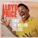 Price, Lloyd Vinyl Sings The Million Sellers / 180gr. / Incl. 2 Bonus Tracks -hq-