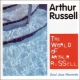 Russell, Arthur CD World Of Arthur Russell