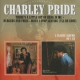 Pride, Charley CD There's A Hank In Me/burgers And Fries // 2 On 1 /burgers Hank In Me/b