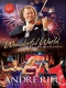 Rieu Andre DVD Wonderful World - Live In