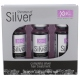 Xpel: Shimmer Of Silver Hair Treatment Shots - balzám na vlasy 36ml (ž
