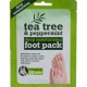 Xpel: Tea Tree & Peppermint Deep Moisturising Foot Pack - péče o nohy