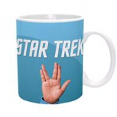 dvd obaly Hrnek Star Trek - Spock 320ml