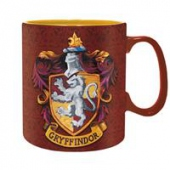 dvd obaly Hrnek Harry Potter - Gryffindor 460ml