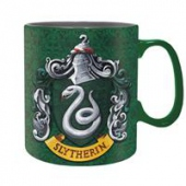 dvd obaly Hrnek Harry Potter - Slytherin 460ml