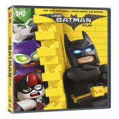 dvd obaly LEGO Batman Film
