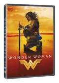 dvd obaly Wonder Woman