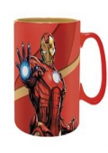 dvd obaly Hrnek Iron Man 460 ml