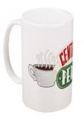 dvd obaly Hrnek Friends - Central Perk 315 ml