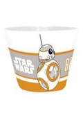 dvd obaly Miska Star Wars - BB8 460 ml