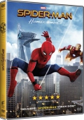 dvd obaly Spider-Man: Homecoming