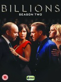 dvd obaly Billions - Season 2