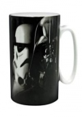dvd obaly Hrnek Star Wars - Vader a Trooper 460 ml