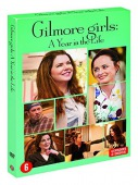 dvd obaly Gilmore Girls: A Year In The Life /cast: Lauren Graham, Alexis Bledel